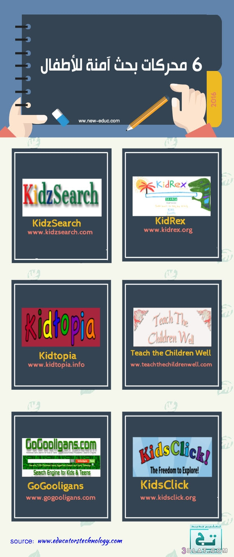 محركات آمنة للأطفال.. إنفوجرافيك 3dlat.com_21_19_7d19
