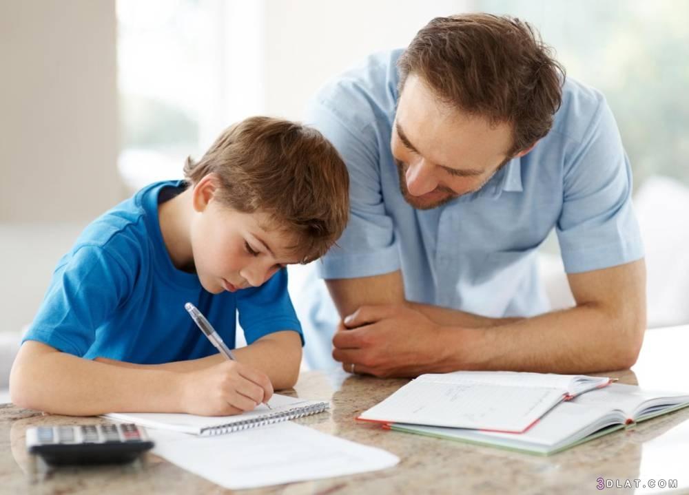 نصائح لإنجاز الواجبات المنزلية ظروف جيدة 3dlat.com_21_19_c8bd