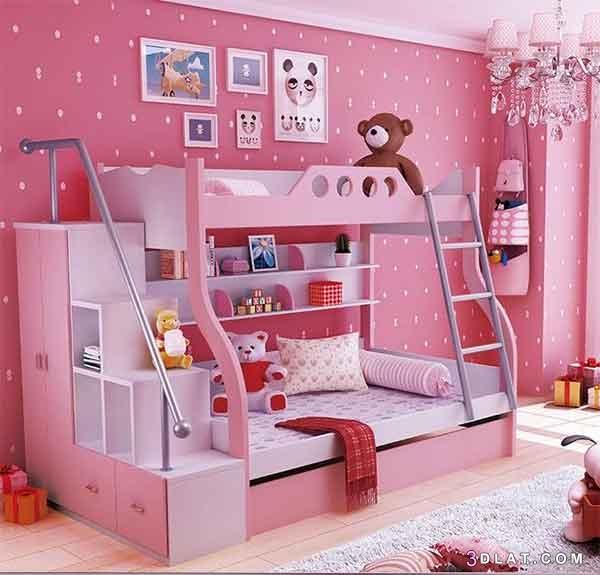 اطفال مودرن تصميمات لغرف الاطفال 2019 3dlat.com_22_19_7b82