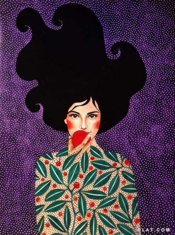 بنات, رسومات, صور, كيوت, مرسومة, مرسومة2019