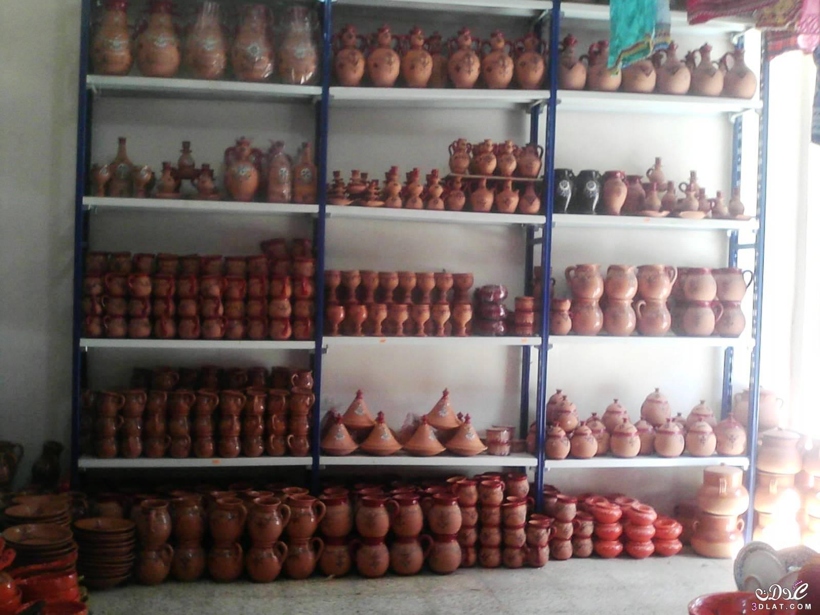 أواني فخارية من تصويري ,صور أواني للمطبخ من الفخار 3dlat.com_23_2014)11