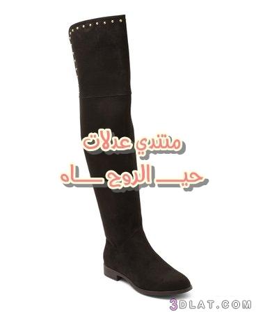 أحذيه نسائيه للشتاء تشكيله جديده أحذيه 3dlat.com_24_18_2693