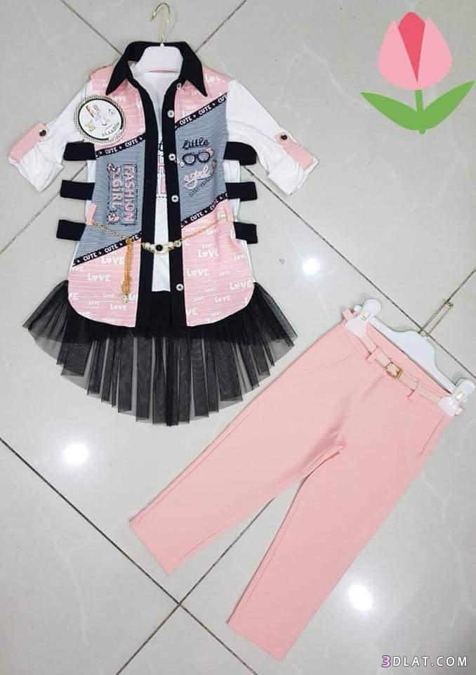 7fc475ea6 ملابس أطفال بناتي تركي 2020,أزياء أطفال بناتية روعة 2020 - إشرآقـــة أمل