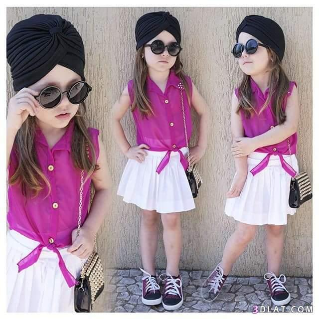 6d7b5a3eb8daa ملابس أطفال بناتي تركي 2020