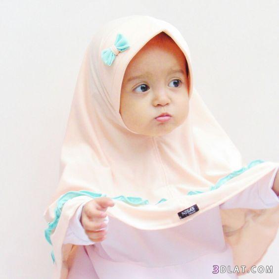 صور اطفال بنات محجبات 2020 4