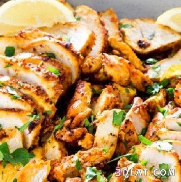 طريقة صينية شاورما الدجاج بالبطاطس 3dlat.com_24_18_8d06
