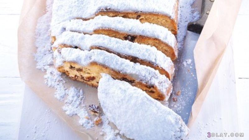 وصفة كعكة ستولن وصفة كعكة 3dlat.com_24_19_ddfd