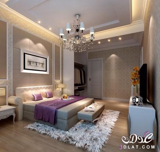 ديكورات غرف نوم عصرية 2018 للعرسان صور موديلات لغرف النوم بتصميمات