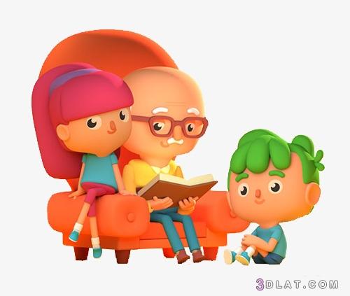 الأم, الطفل, حكايات, وتكوين, وجدان