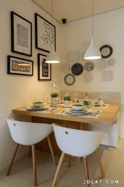 الضيقة, تصميمات, شاهدي.., طعام, لطاولات, للمطابخ