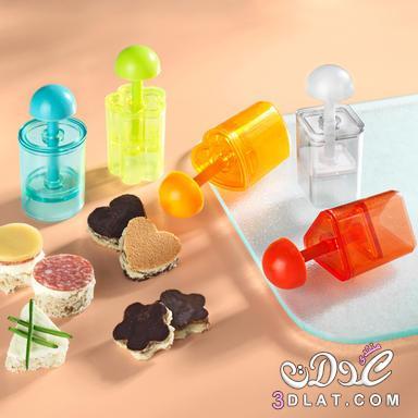 تجهيزات مطبخ حلوة تشكيلةضياف مجموعة ادوات للمطبخ New kitchen kits  cake holder
