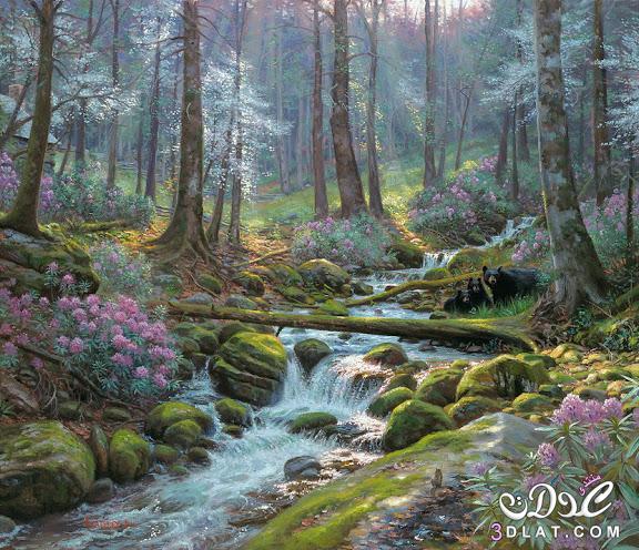 صور طبيعية مرسومة 2014 , رسومات من الطبيعة ولا اجمل 2014 , رسومات مميزة 3dlat.com_25_2014)1n