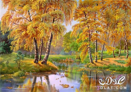 صور طبيعية مرسومة 2014 , رسومات من الطبيعة ولا اجمل 2014 , رسومات مميزة 3dlat.com_25_2014)qv