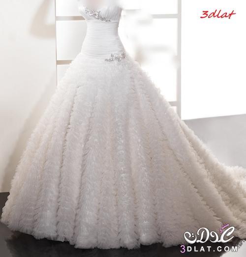 bb4bc1df5 فساتين زفاف مودرن 2020 اشيك فساتين افراح تصميمات عالمية لفساتين ...
