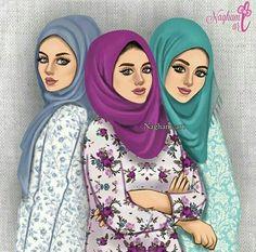 12شبهه حول حجاب المرآه واسئله شائعه عن فرض الحجاب للمرأه 3dlat.com_27_18_5604