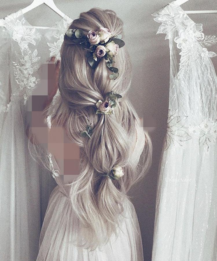 تسريحات للعروس للسهرات المناسبات تسريحات طويل 3dlat.com_28_18_0db1