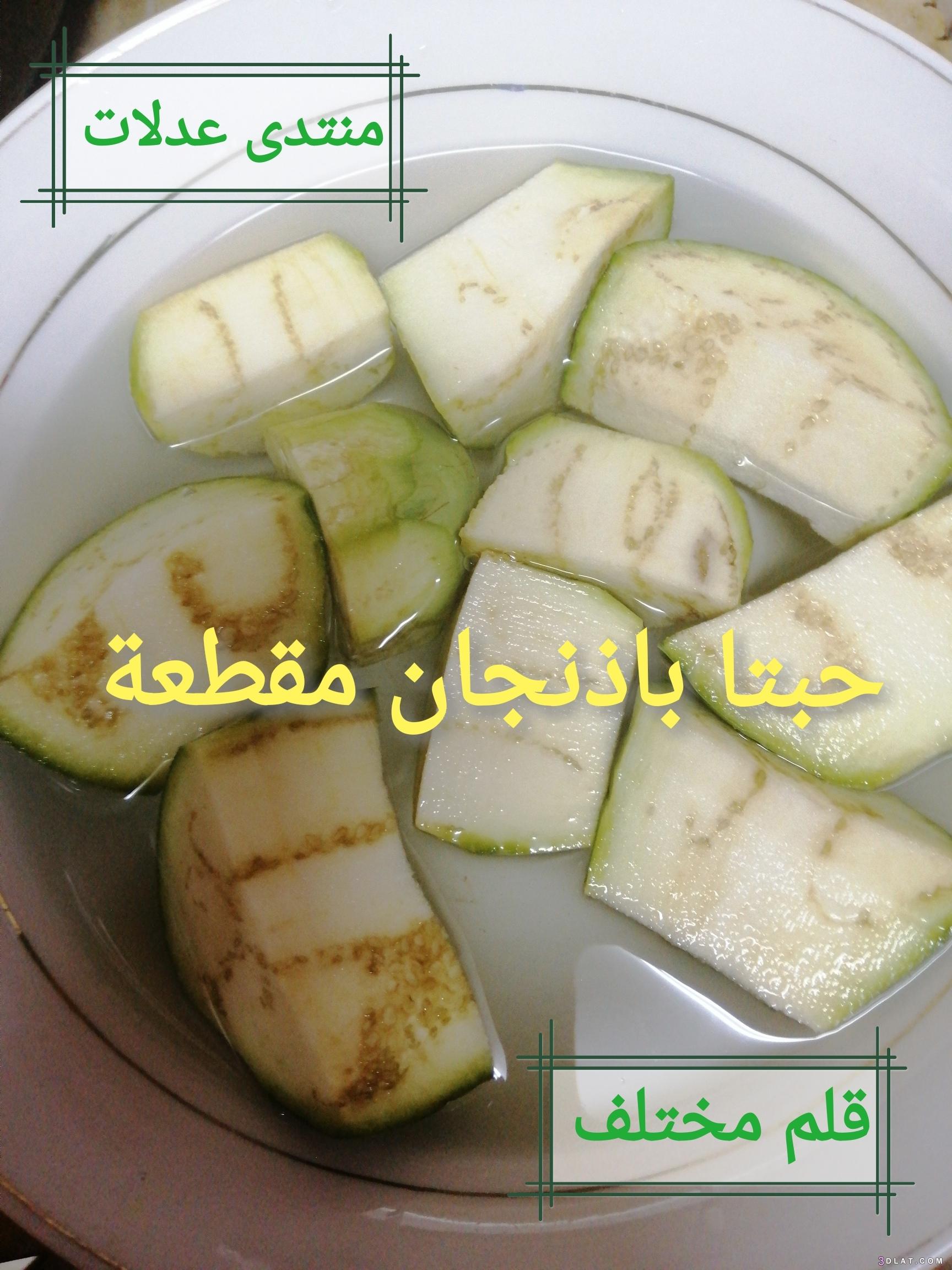 إدام السمك بالباذنجان) مطبخي. 3dlat.com_28_18_b602