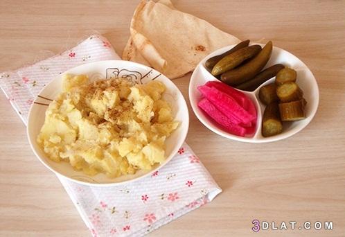 عشرون وصفه لعمل البطاطس،وصفات أكلات بالبطاطس 3dlat.com_29_18_17b5