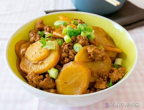 عشرون وصفه لعمل البطاطس،وصفات أكلات بالبطاطس 3dlat.com_29_18_3584