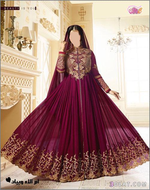 ازياء وفساتين سهرة هندية لموسم 2019,ساريهات 3dlat.com_29_18_ae7c