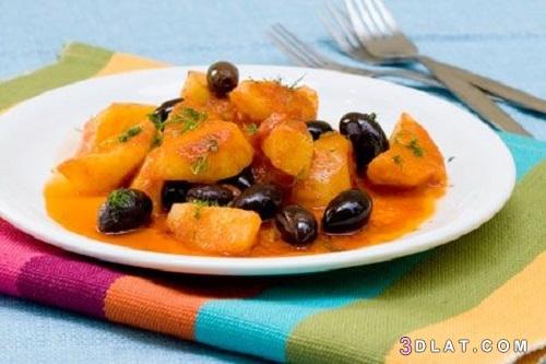 عشرون وصفه لعمل البطاطس،وصفات أكلات بالبطاطس 3dlat.com_29_18_baa8