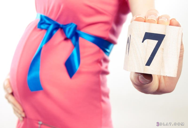 تعرفي مراحل تطور الجنين الشهر السابع 3dlat.com_30_18_4343