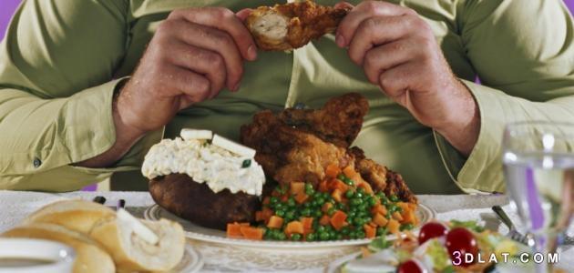 نظام غذائي للتسمين تزيد وزنك اسرع 3dlat.com_30_18_96ea