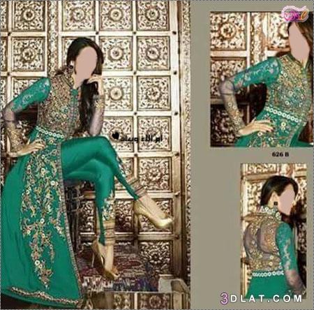 للسهرات ازياء هندية رائعة ,كولكشن هندي 3dlat.com_31_18_1539