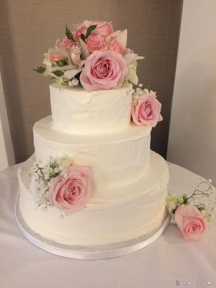 الزفاف 2019 أشكال تورتات الزفاف والمناسبات 3dlat.com_31_18_1eaf