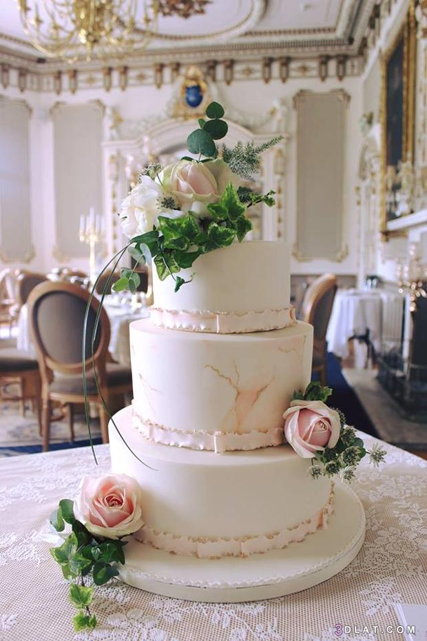 الزفاف 2019 أشكال تورتات الزفاف والمناسبات 3dlat.com_31_18_292f