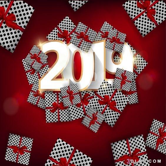 عبارات العام الجديد 2019 اجمل الكلمات 3dlat.com_31_18_9120