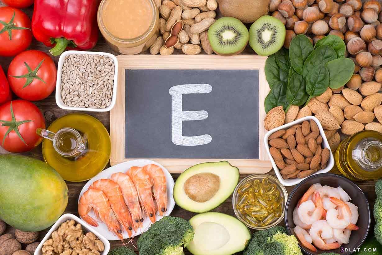 فوائد فيتامين E للعيون Fitamin Blog