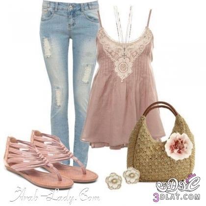 تشكيلة ملابس صيف 2014 3dlat.com_759c303019
