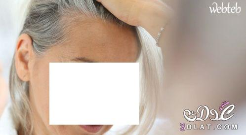 الشعر الابيض كيف يكون مفيدا,كيف نجعل الشيب جذابا 3dlat.com_tbl-articl