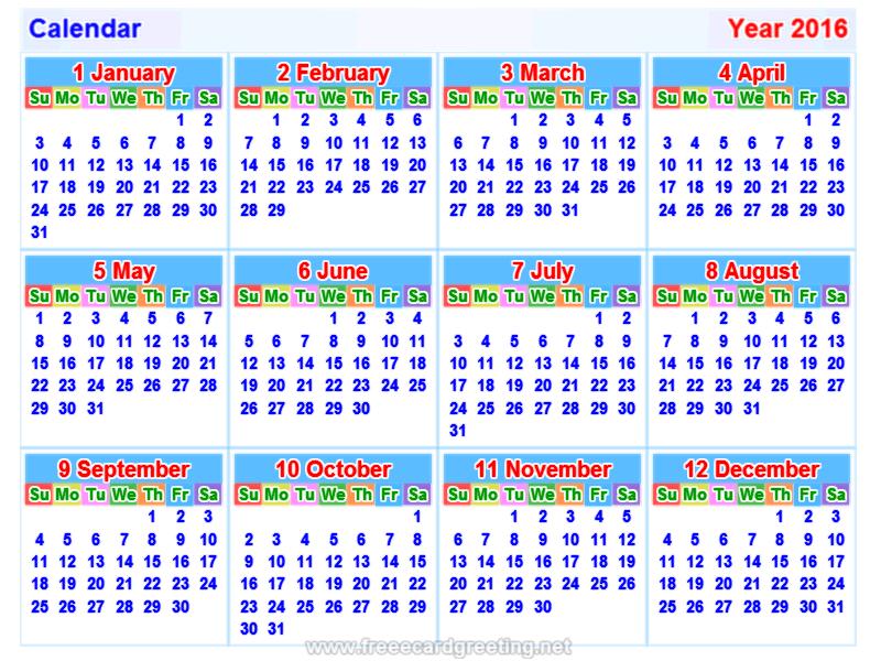 التقويم الميلادي 2019 تقويم 2019 ميلادي 3dlat.net_01_15_1c67