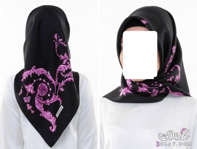 موديلات ايشارب بألوان زاهية و جميلة ,حجابات 3dlat.net_01_15_84fc
