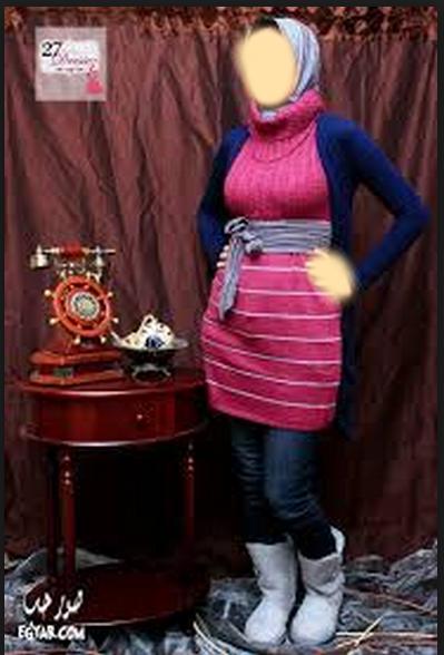 73489d5e4 أزياء كاجوال للمحجبات لشتاء 2020 , أحدث موضة أزياء شتاء 2020 ...