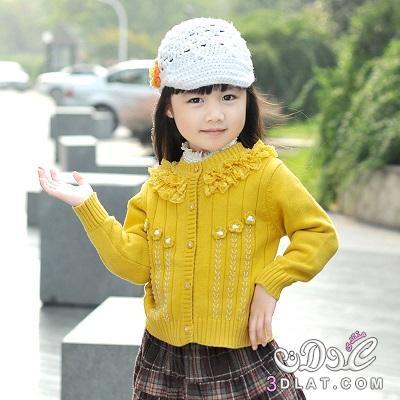 671c0dd3c ازياء اطفال شتوية للبنات 2020 - ملابس شتاء روعه للبنوتات - winter fashion