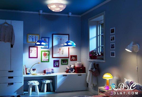 اكسسوارات غرف نوم اطفال , ديكورات غرف نوم اطفال جديدة , Bedroom