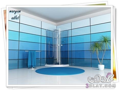 ديكورات حمامات جديدة حمامات جميلة وحديثة 3dlat.net_03_15_42a2