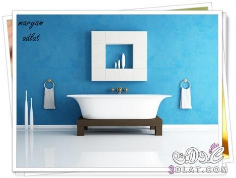 ديكورات حمامات جديدة حمامات جميلة وحديثة 3dlat.net_03_15_5b7b