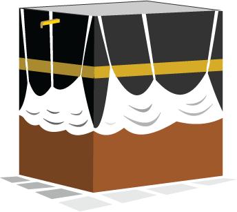 سكرابز الكعبة الشريفه للتصميم2019