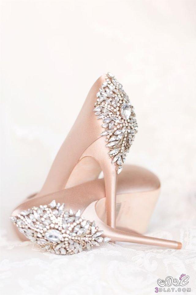a54f7415e اجدد موديلات احذية العروس 2020,أحدث ستايلات موضة العروس 2020 تصميمات ...