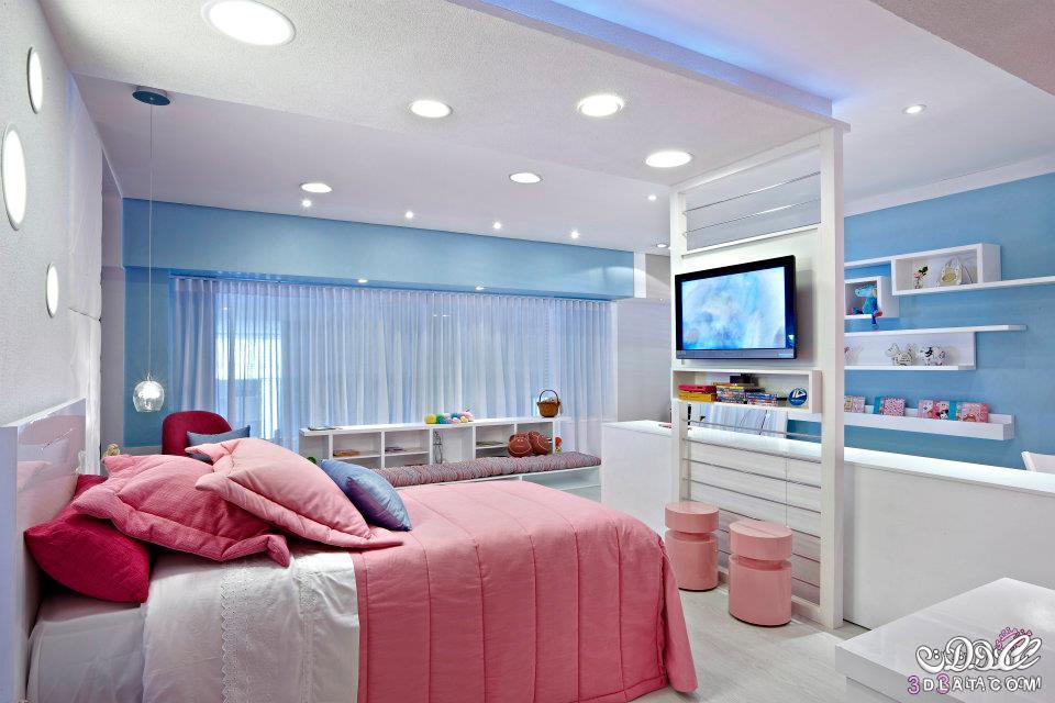 غرف نوم , غرف نوم للأطفال , غرف نوم للبنات الكبار و الصغار 2018