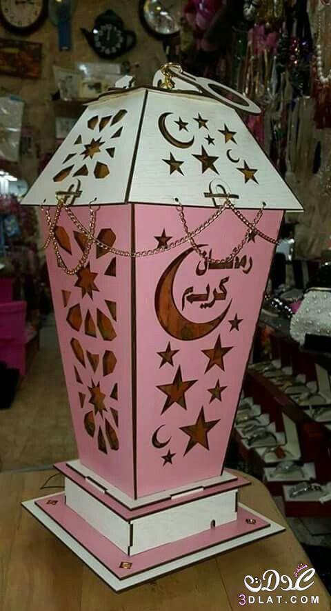 خلفيات فوانيس رمضان 2019 ادعية تهنئة 3dlat.net_04_16_9db3