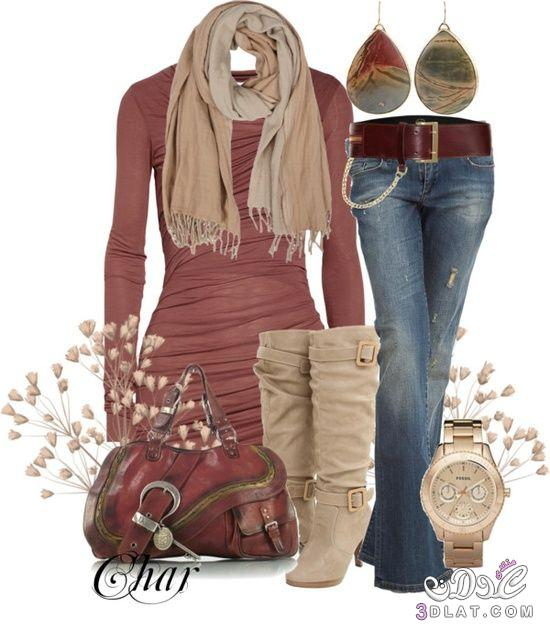 ازياء الشتاء 2019 جديد ملابس واكسسوارات 3dlat.net_04_16_f10d