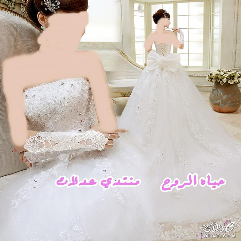 1c6bacab727be أجمل واجدد كولكشن فساتين زفاف 2020