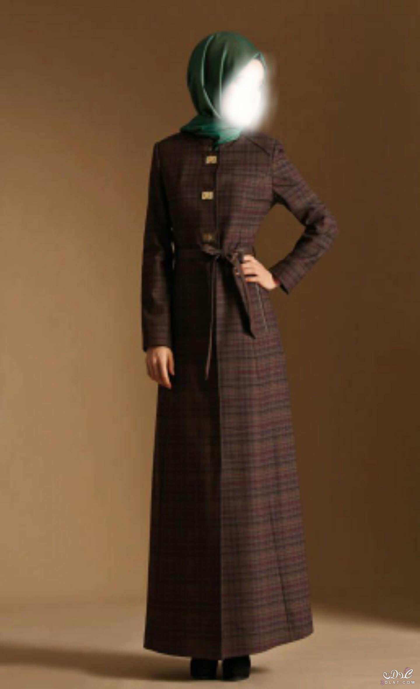 8bcc58ffd ملابس محجبات تركية 2020 ؛ تألقي بملابس محجبات راقية - لازورد