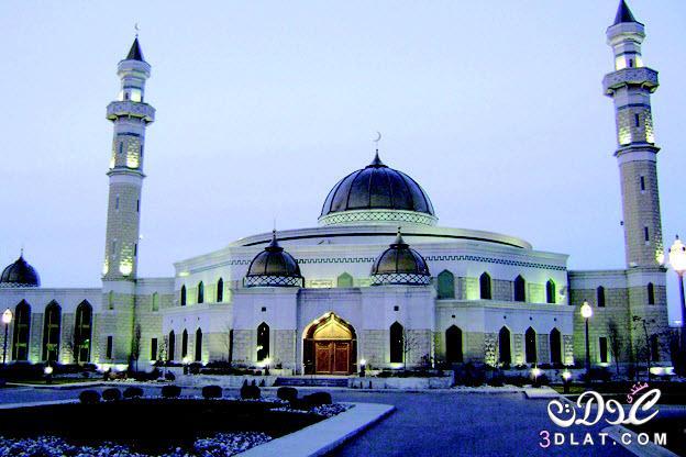 حقوق المساجد في الإسلام