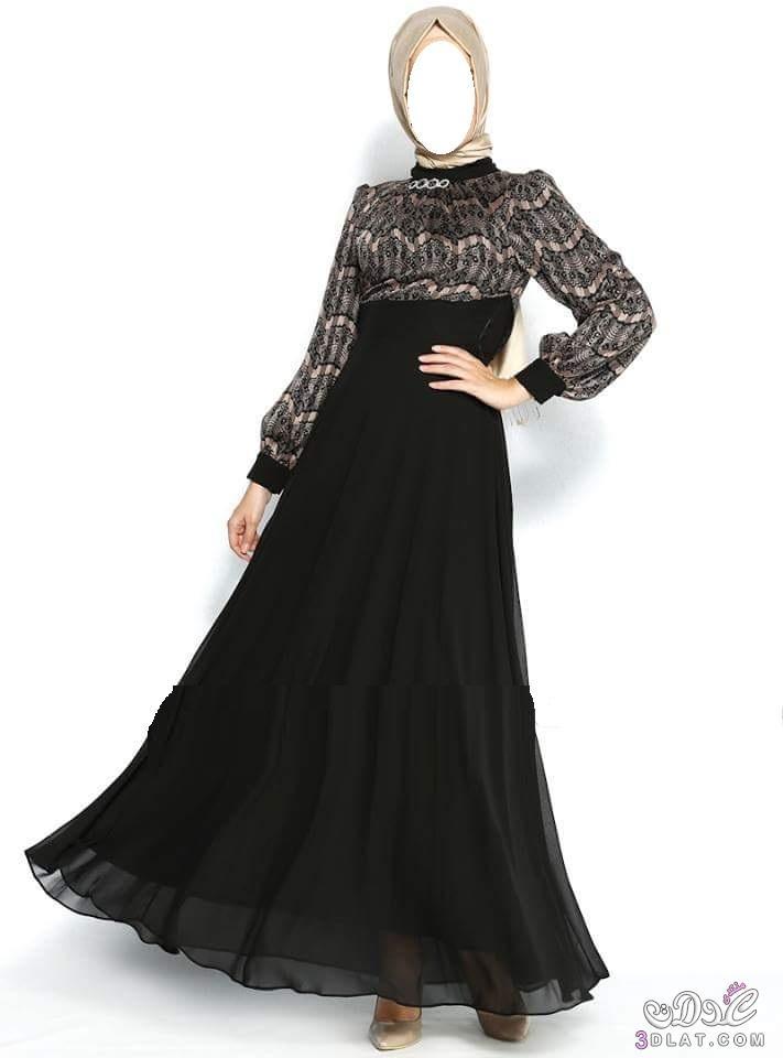 27acf02a08a85 أزياء محجبات أنيقة جدا ملابس للمحجبات أجمل ملابس للمرأة المحجبة ...